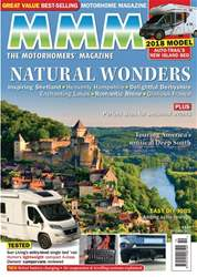 MMM issue Natural Wonders – October 2017