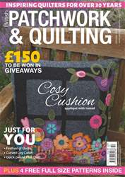 Patchwork and Quilting issue October 2017