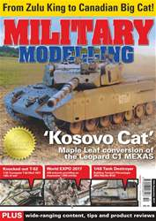 Military Modelling Magazine issue Vol47 No10