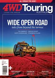 4WD Touring Australia issue Issue 62