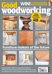 Good Woodworking issue October 2017