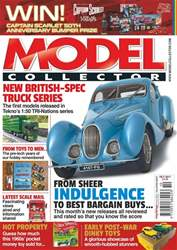 Model Collector issue October 2017