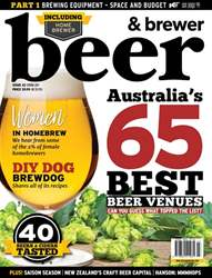 Beer and Brewer issue Spring 2017