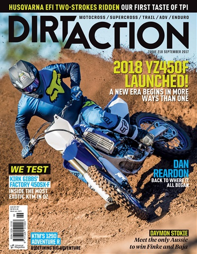Dirt Action Preview