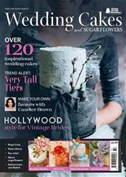 Cake Craft Guides issue Issue 32 - Wedding Cakes & Sugar Flowers