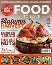 Food To Love issue September 2017