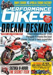 Performance Bikes issue October 2017
