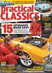 Practical Classics issue October 2017