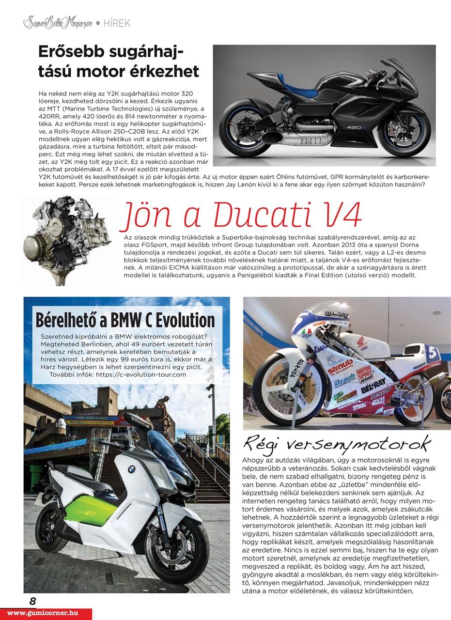 Superbike Hungary Magazine Sept 17 Subscriptions Pocketmags