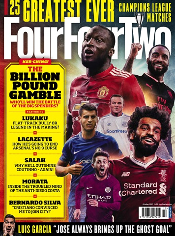 Four Four Two issue Oct-17