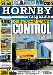 Hornby Magazine issue   October 2017