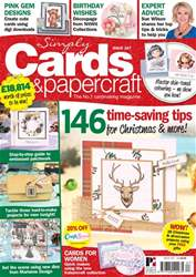 Simply Cards & Papercraft issue Issue 167