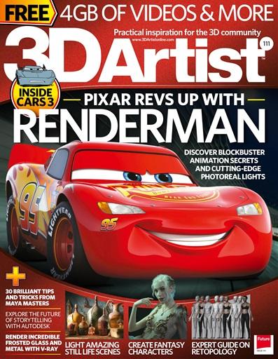 3D Artist Preview