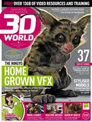 3D World issue November 2017