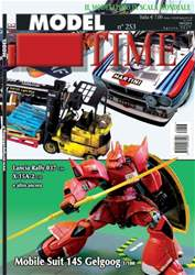 Model Time issue 254