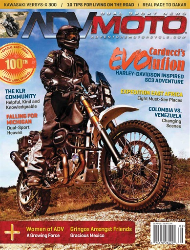 Adventure Motorcycle Digital Issue