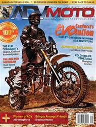 ADVMoto September/October 2017 issue ADVMoto September/October 2017