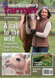 Town & Country Farmer September  / October 2017 issue Town & Country Farmer September  / October 2017