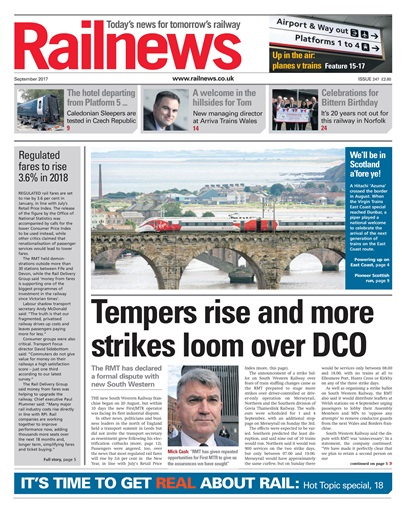 Railnews Digital Issue