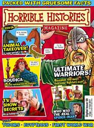 Horrible Histories issue Issue 59