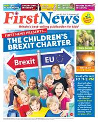 First News Issue 586 issue First News Issue 586