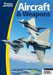 RAF Aircraft&Weapons issue RAF Aircraft&Weapons