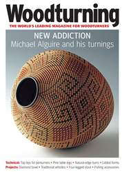 Woodturning issue October 2017