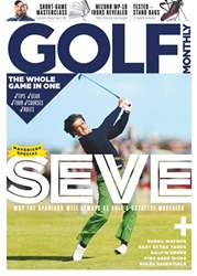 Golf Monthly issue October 2017