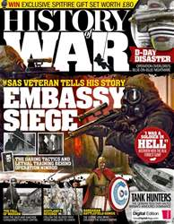 History of War issue Issue 46