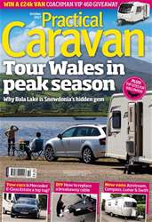 Practical Caravan issue October 2017