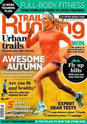 Trail Running issue Oct/Nov 2017