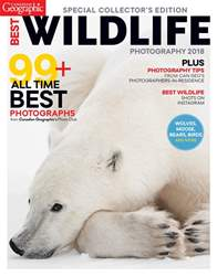 Best Wildlife Photography 2018 issue Best Wildlife Photography 2018