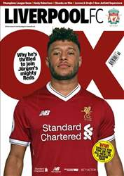 Liverpool FC Magazine issue Oct-17