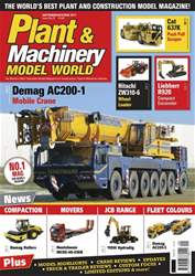 Plant & Machinery Model World issue Sep / Oct 2017