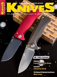 31 Knives International issue 31 Knives International