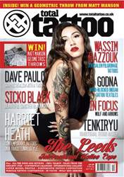 Total Tattoo issue Issue 156