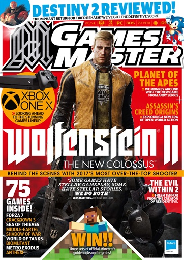 GamesMaster Preview