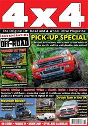 4x4 Magazine incorporating Total Off-Road issue October 2017