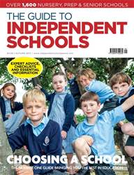 Autumn Schools Guide 2017 issue Autumn Schools Guide 2017