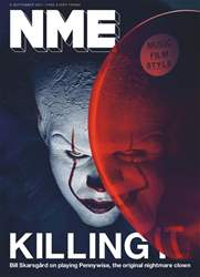 NME Magazine Cover