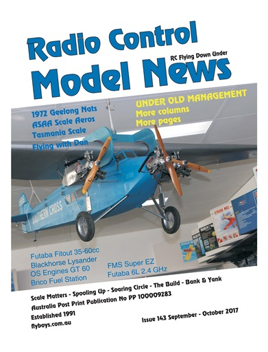 Radio Control Model News Preview