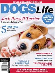 Dogs Life issue Aug Issue#145 2017