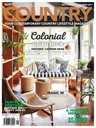 Australian Country issue Issue#20.5 Jun/Jul 17
