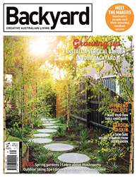 Backyard issue Issue#15.3 2017