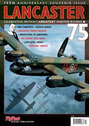 Lancaster 75 issue Lancaster 75