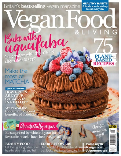 Vegan Food & Living Preview