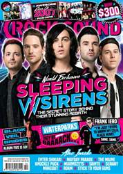 Rock Sound Magazine issue October 2017