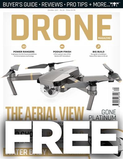 Drone Magazine Preview