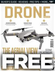 Drone Magazine Issue 25 issue Drone Magazine Issue 25