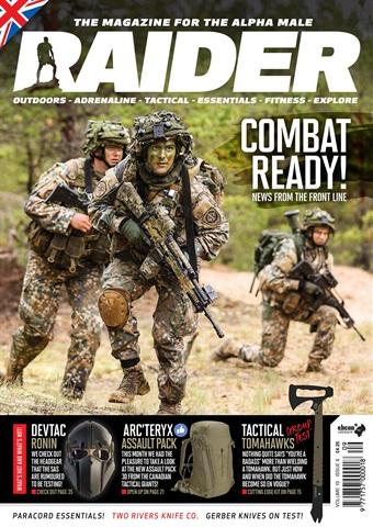 Raider issue Vol 10 Iss 6